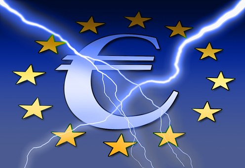 Euro, Money, Currency, Euro Sign, Finance, Flash