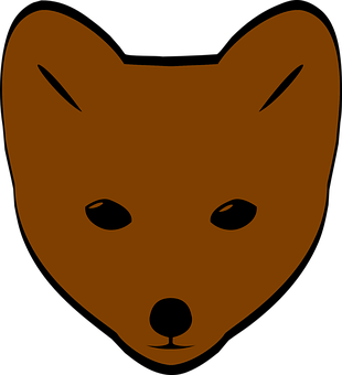 Brown, Face, Fox, Nature, Animal, Wildlife