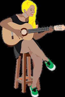 Artist, Singer, Music, Guitar