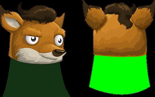Fox, Head, Animal, Wild, Wildlife, Face, Nature