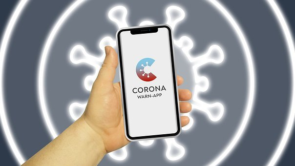 Mobile Phone, Corona-warning-app, Covid-19-app