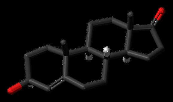 Dehydroepiandrosterone, Steroid, Molecule, Chemistry