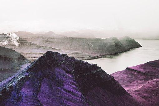 Fog, Mountain, Mountains, Landscape