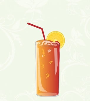 Drink, Tequila Sunrise, Cocktail, Orange