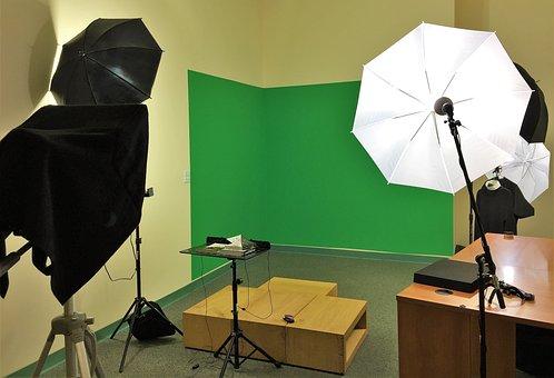 Film Studio, Chomakey Studio, Filming Studio