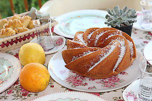 Cake, Food, Delicious, Sweet, Nutrition, Tea Time