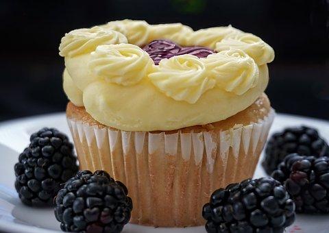 Cupcake, Cake, Dessert, Sweet, Bakery, Baking