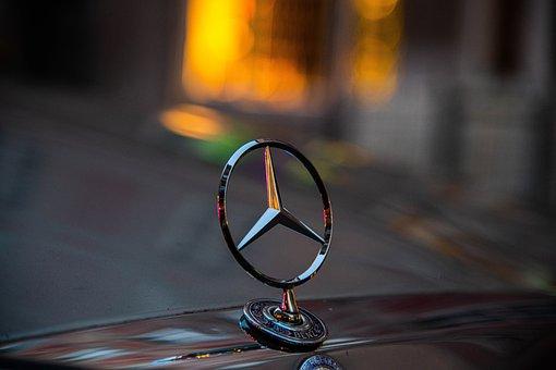 Mercedes, Car, Luxury, Vehicle, Oldtimer, Automotive