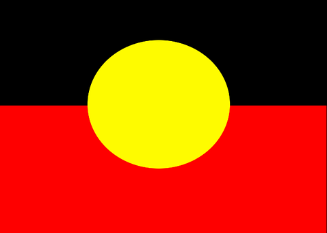 Aboriginal, Flag, Australia, Australian, Indigenous