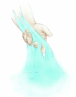 Hand, Creator, God, Water, Baptism, Hand Of God, Faith