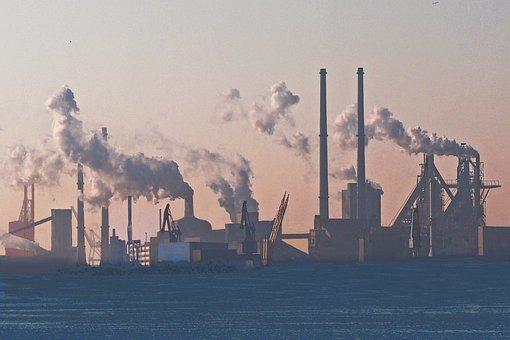 Industry, The Blast Furnace, Ijmuiden, Netherlands
