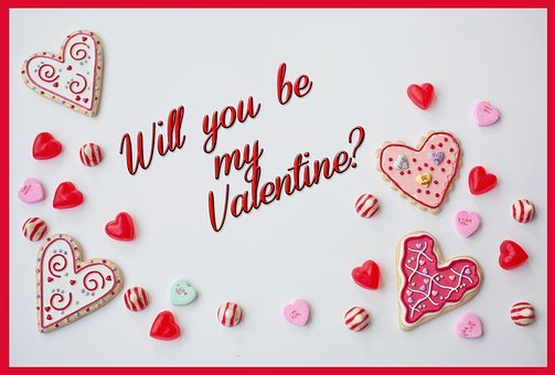 Valentine's Day, Border, Decoration, Holiday, Valentine