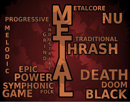 Heavy Metal, Sub, Genres, Music