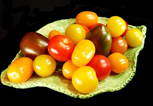 Tomatoes, Vegetables, Food, Healthy, Colorful