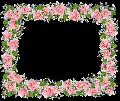 Frame, Border, Greeting Card, Decoration