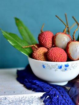 Lychee, Litchi, Lichee, Sweet, Juicy, Healthy, Fruit