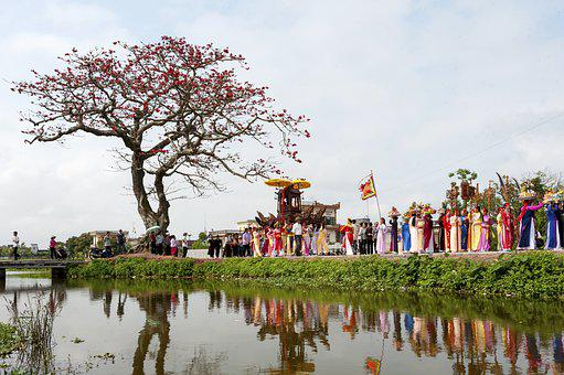 United Rice, Vietnamese Village