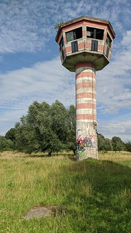 Air Traffic Control Tower, Tower