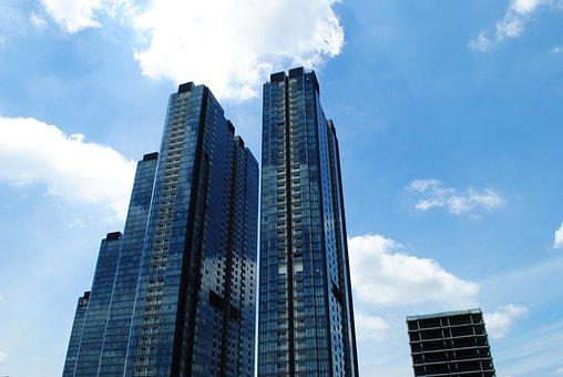 Architecture, Sky, Modern, Landmark