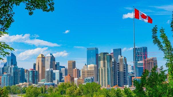 Canada Day, Calgary, Alberta, Canada