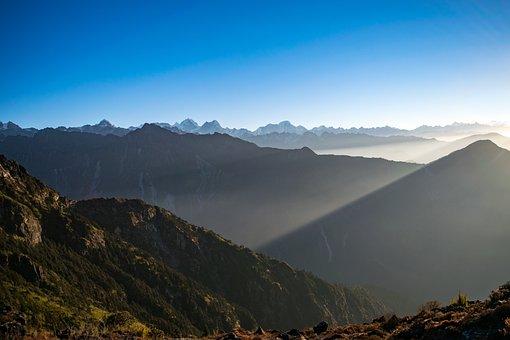 Himalayas, Nepal, Langtang, Himalaya, Mountain