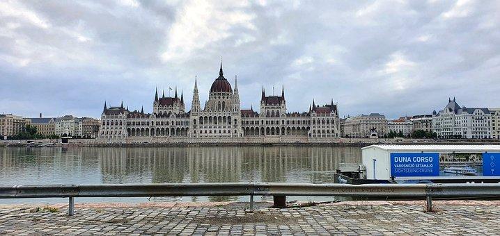 Hungary, Parliament, Budapest, Ungarn
