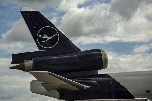 Lufthansa, Aircraft, Frankfurt, Airline
