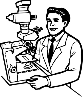 Microscope, Lab, Analysis, Clinical
