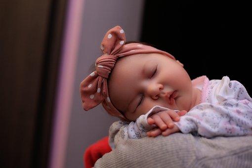 Baby, Sleeping, Cute, Sleep, Newborn, Child, Little