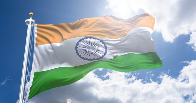 India, Flag, Indian Army, Tricolor
