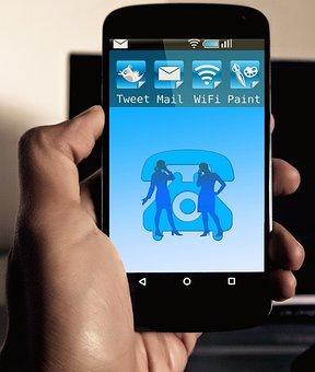 Smartphone, Mobile Phone, App, Icon, Social Media