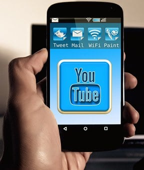 You Tube, Smartphone, Mobile Phone, App, Icon