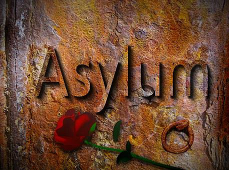 Asylum, Refugees, Tracking, Help, Protection, Shelter
