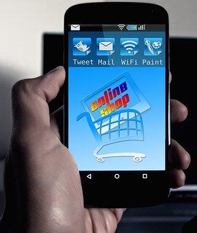 Smartphone, Mobile Phone, App, Icon, Purchasing, Buy