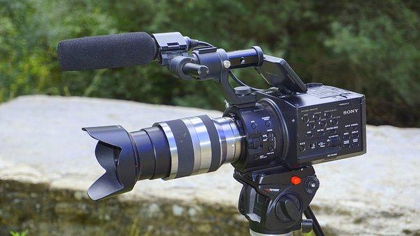 Camera, Video, Sony, Video Realization, Film Camera