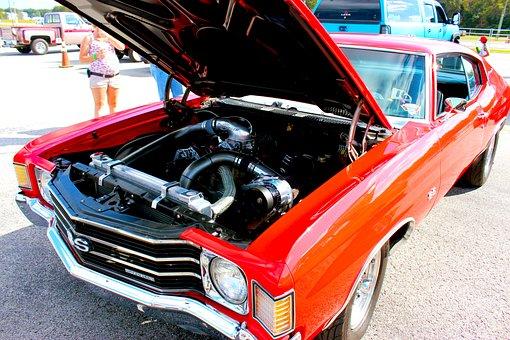 Chevy, Ss, Chevrolet, Car, Classic, Vintage, Nostalgia