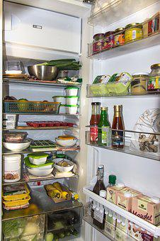 Refrigerator, Icebox, Food, Cold, Kitchen, Vegetables