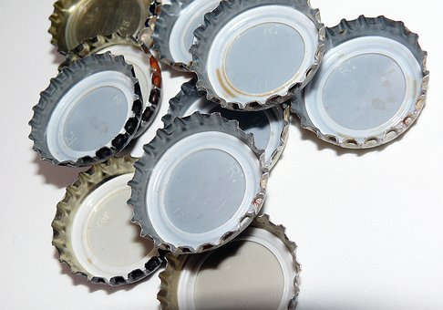 Bottle Caps, Bottle Closure, Encapsulate, Beer Bottle
