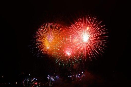 Fireworks, Show, Pyrotechnics, Celebration