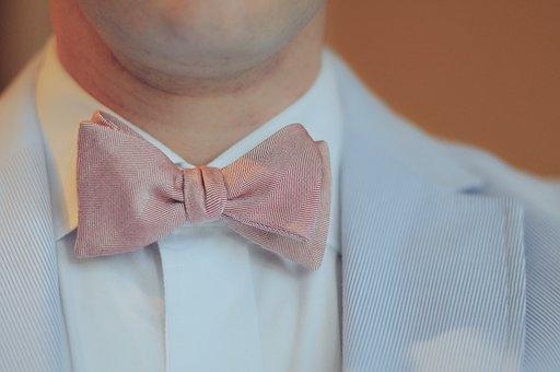 Man, Bow, Tie, Fashion, Bow Tie, Suit, Men's Fashion