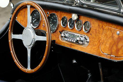 Oldtimer, Auto, Classic, Old, Automotive, Wood, Retro