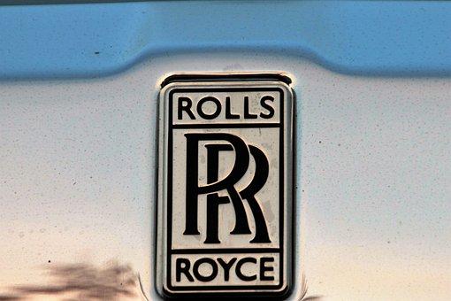 Rolls Royce, Brand, Emblem, Pkw, Edelkarosse