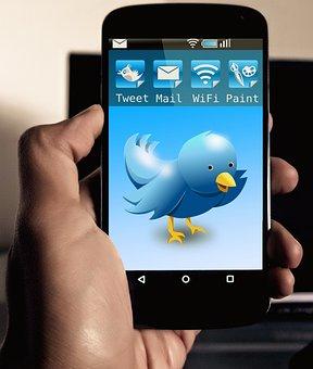 Twitter, Tweet, Smartphone, Mobile Phone, App, Icon