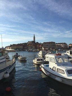Rovinj, Croatia, Travel, Summer, Vacation