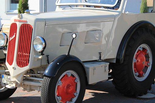 Oldtimer, Vehicle, Auto, Vintage Car Automobile