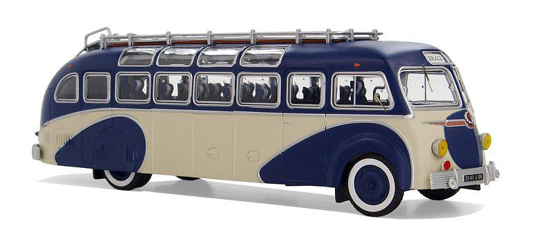 Isolated, Isobloc, W947, Model Buses, Hobby, Buses