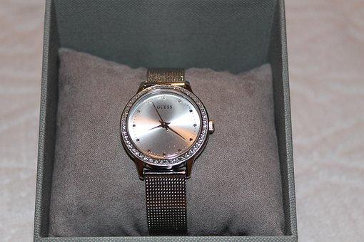 Watch, Time, Quartz, Woman