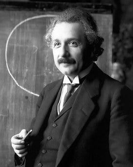 Albert Einstein, 1921, Portrait, Theoretician Physician
