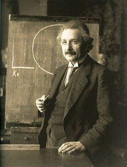 Albert Einstein, 1921, Portrait, Theoretician Physician