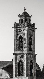 Belfry, Church, Architecture, Religion, Tower